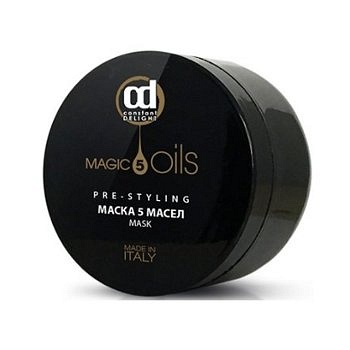 Маска для всех типов волос 5 Magic Oils